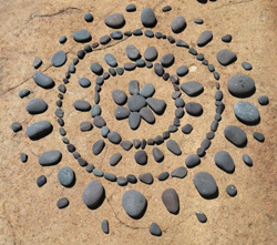 Stenen cirkel